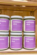 Mahogany Shea Soy Candle