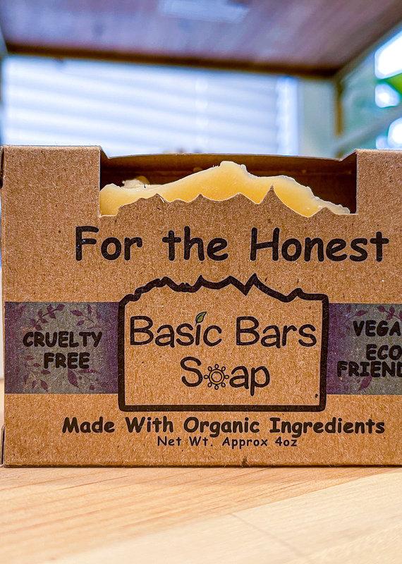 For The Honest Vegan Soap