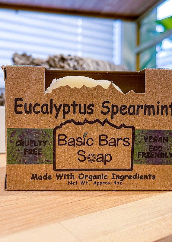 Eucalyptus Spearmint Vegan Soap