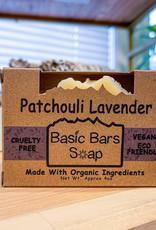 Patchouli Lavender Vegan Soap
