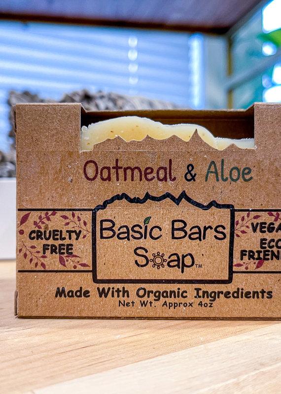 Oatmeal Aloe Vegan Soap