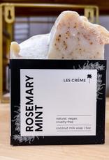 Rosemary Mint Coconut Milk Soap