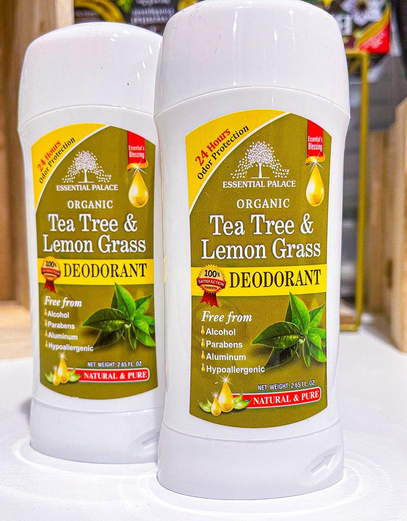 PAIKORO Tea Tree & Lemon Grass Natural Deodorant