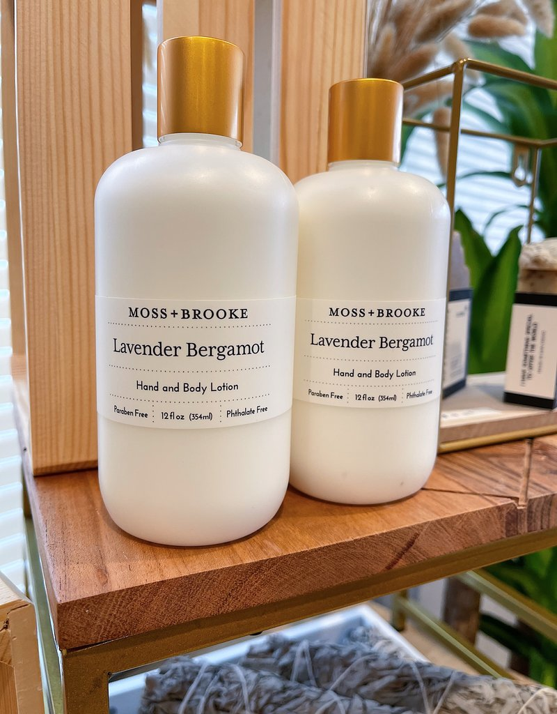 Lavender and Bergamot Hand and Body Lotion