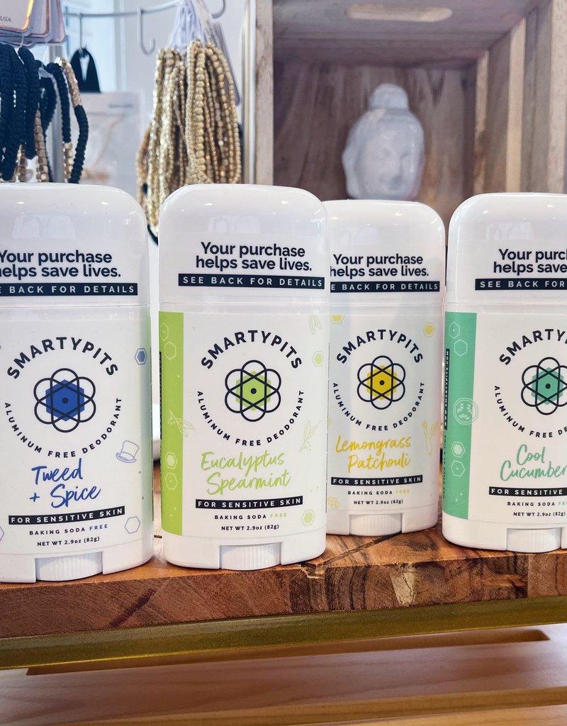 SmartyPits Deodorant