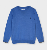 Mayoral Mayoral Crew Neck Sweater - Blue