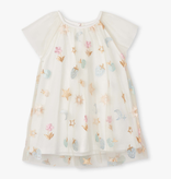 Hatley Hatley Party Confetti Baby Rianbow Tulle Dress