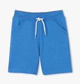 Hatley Hatley Blue Melange Terry Shorts