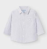 Mayoral Mayoral Long Sleeve Striped Shirt - BROO90417