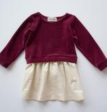 Thimble Thimble Sweatshirt Dress - BROO91307
