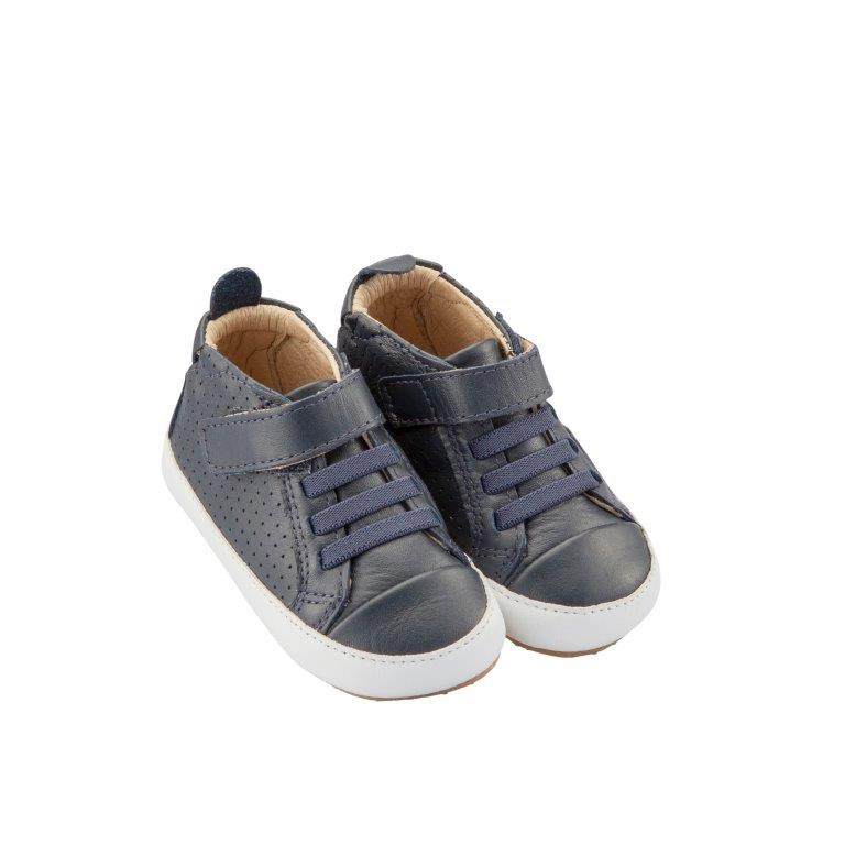 Old Soles Old Soles Cheer Bambini Sneaker - Navy