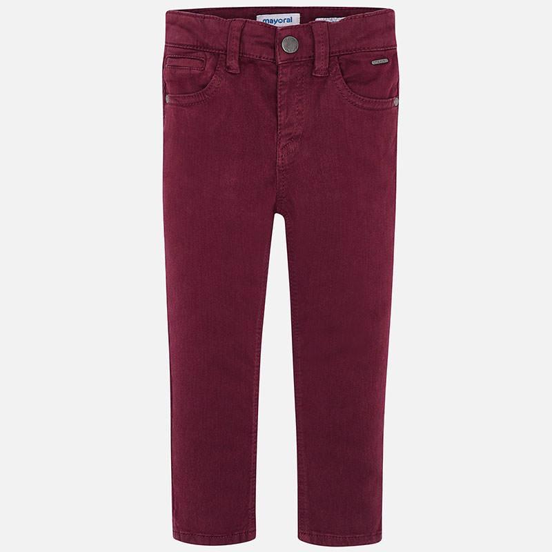 Mayoral Mayoral 5 Pocket Slim Fit Basic Pant