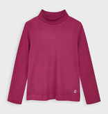 Mayoral Mayoral Ribbed Mockneck Sweater - *More Colors*