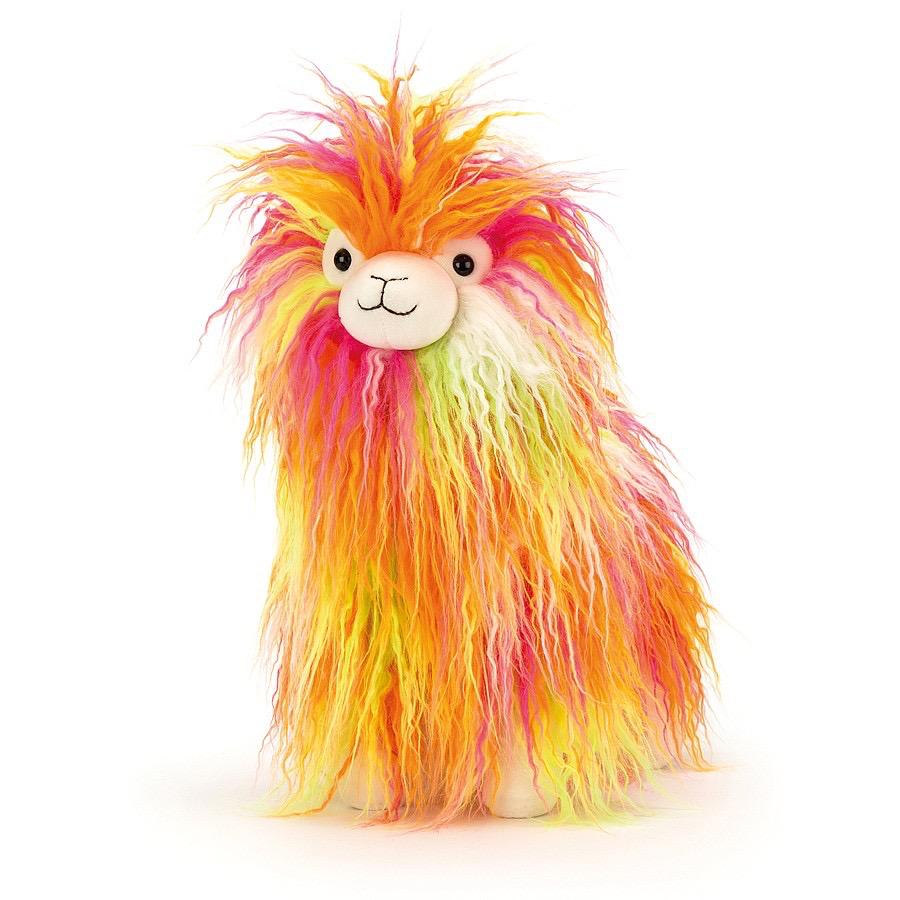 JellyCat Jelly Cat Fiesta Llama Little
