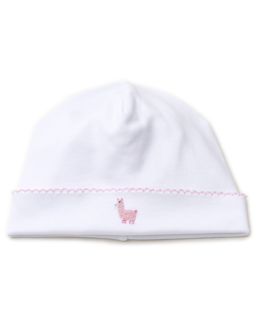 kissy kissy Kissy Kissy Llama Family Hat with Hand Embroidery *more colors*