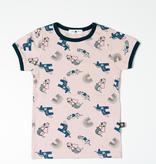 Petite Hailey Petite Hailey Multi Mermaid Tshirt Pink