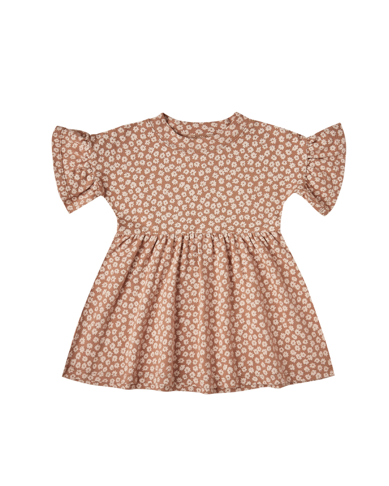 Rylee and Cru Rylee and Cru Jersey Babydoll Dress