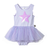 Petite Hailey Petite Hailey Aurora Baby Onesie Tutu - BROO96175
