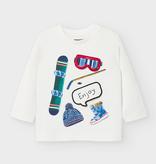 Mayoral Mayoral Long Sleeve T-Shirt - BROO90534