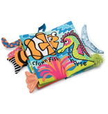 JellyCat Jelly Cat Sea Tails Book