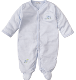 kissy kissy Kissy Kissy Safari Siblings Striped Footie *more colors*
