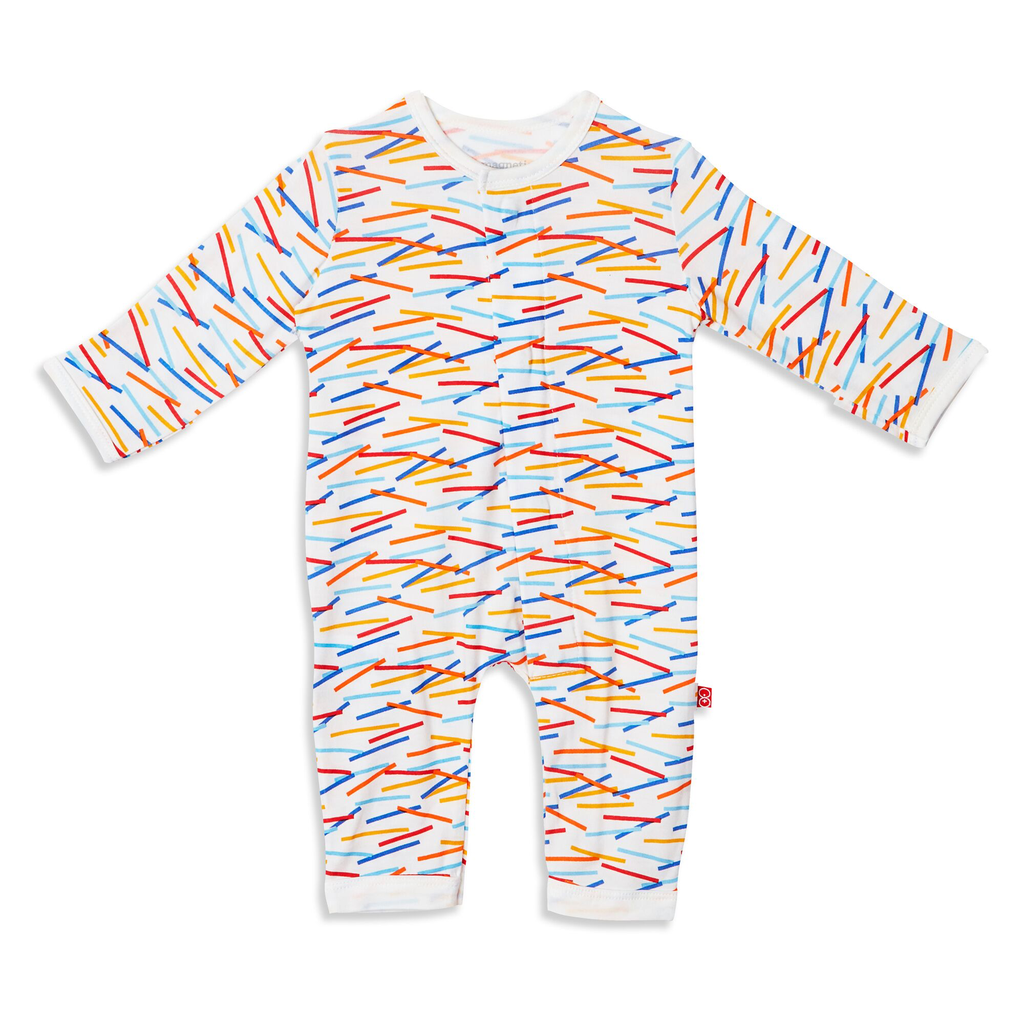 Magnificent Baby Magnificent Baby Line Up Modal Coverall