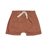 Rylee and Cru Rylee and Cru Front Pouch Short - Amber