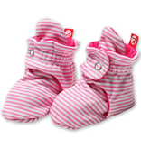 Zutano Zutano Candy Stripe Booties *More Colors*