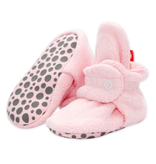 Zutano Zutano Cozie Fleece Gripper Baby Booties *more colors* - BROO83548