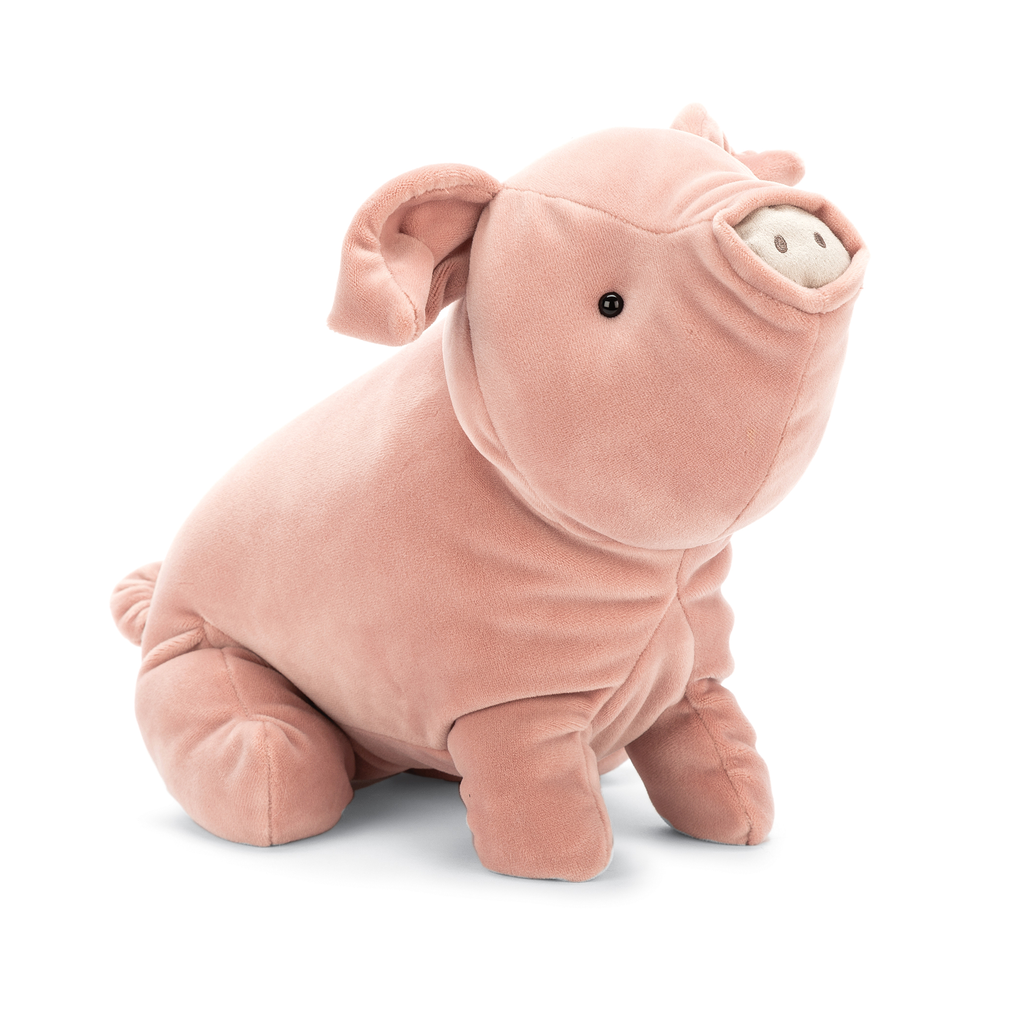 JellyCat Jelly Cat Mellow Mallow Pig Large