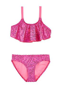Hampton Mermaid Hampton Mermaid Ruffle Bikini *more colors*