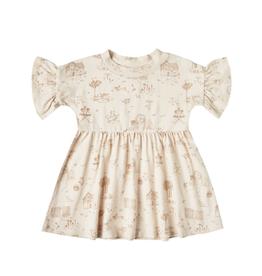 Rylee and Cru Rylee and Cru Secret Garden Babydoll Dress