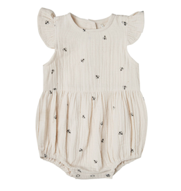 Rylee and Cru Rylee and Cru Bees Amelia Romper