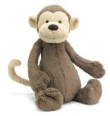JellyCat Jelly Cat Bashful Monkey Small