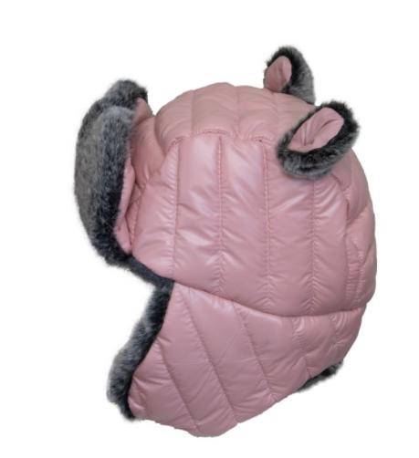Cali Kids Puffer Trapper Hat - BROO93199