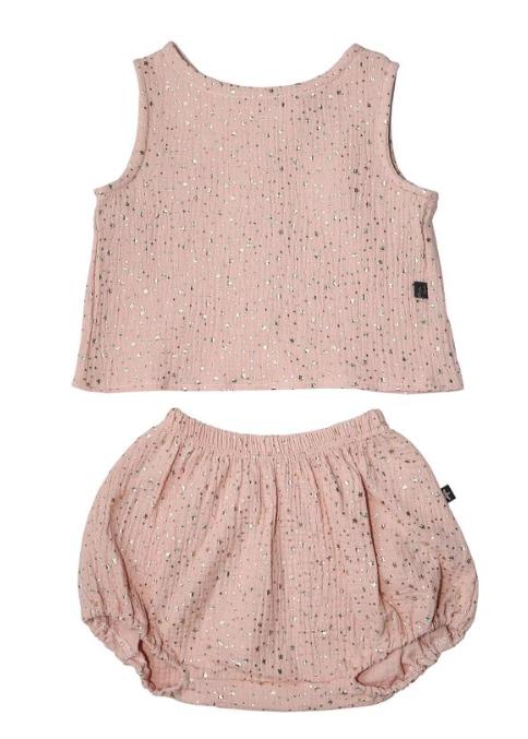 Petite Hailey Petite Hailey Coco Set - Pink