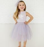 Petite Hailey Petite Hailey Aurora Tutu Dress Lavender