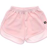 Petite Hailey Petite Hailey Retro Shorts - Pink