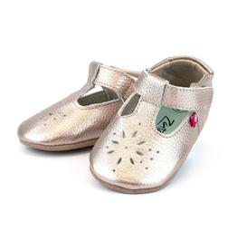 Zutano Zutano Leather Mary Jane Shoe