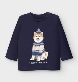 Mayoral Mayoral Long Sleeve T-Shirt - BROO90540