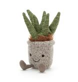 JellyCat Jelly Cat Silly Succulent Aloe