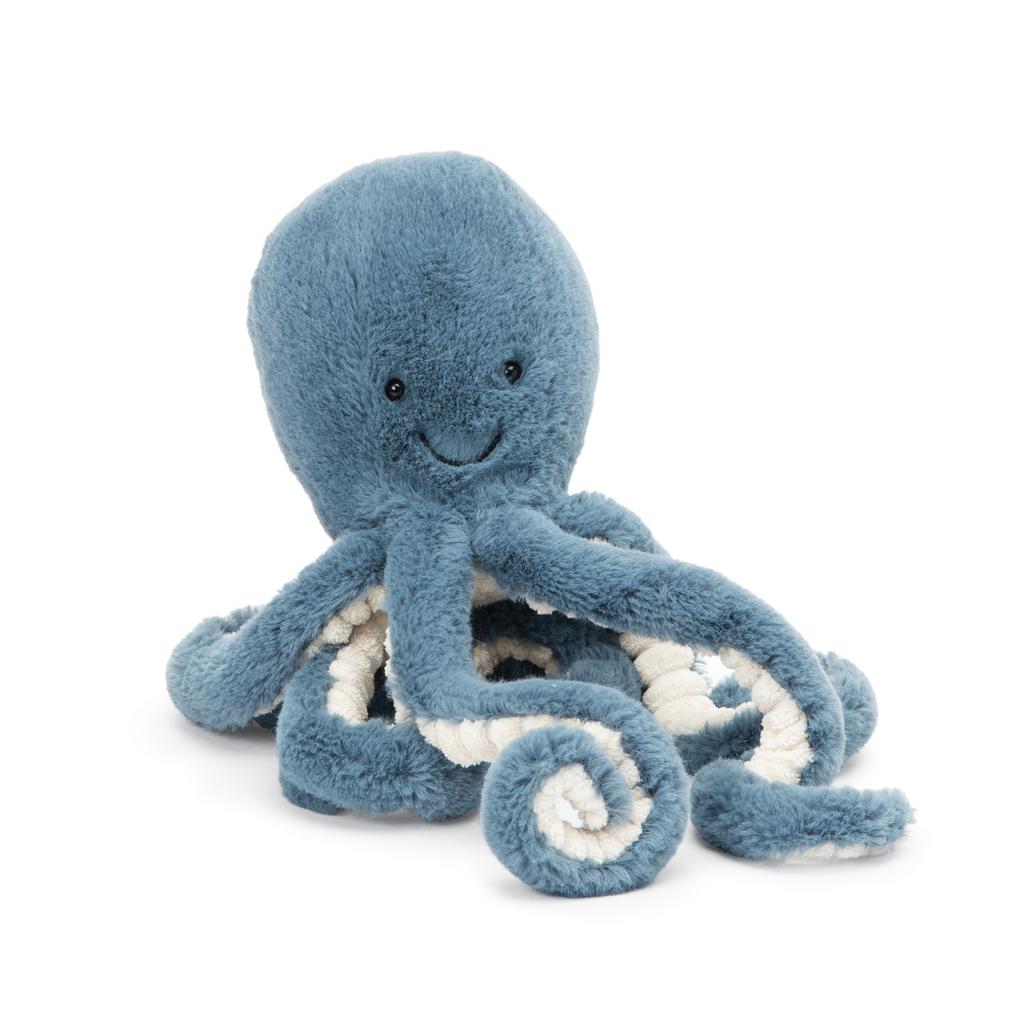 JellyCat Jelly Cat Storm Octopus Little