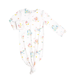 Angel Dear Angel Dear Iridescent Sea Creatures Knotted Gown