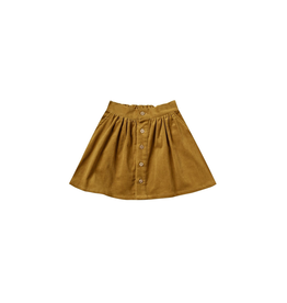 Rylee and Cru Rylee and Cru Button Front Mini Skirt