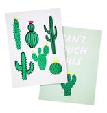 Meri Meri Meri Meri Cactus Art Prints
