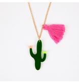 Meri Meri Meri Meri Cactus Necklace
