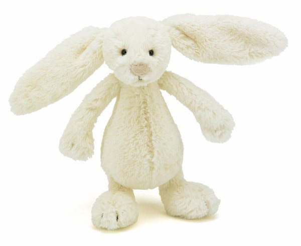 JellyCat JellyCat Bashful Cream Bunny Small