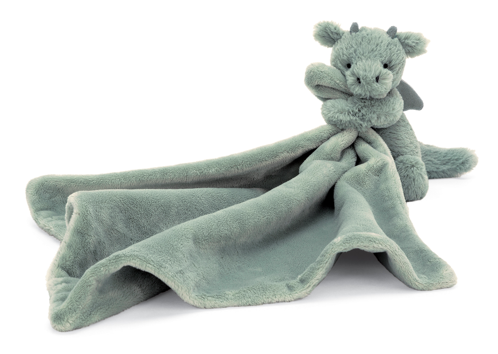 JellyCat Jelly Cat Bashful Dragon Soother