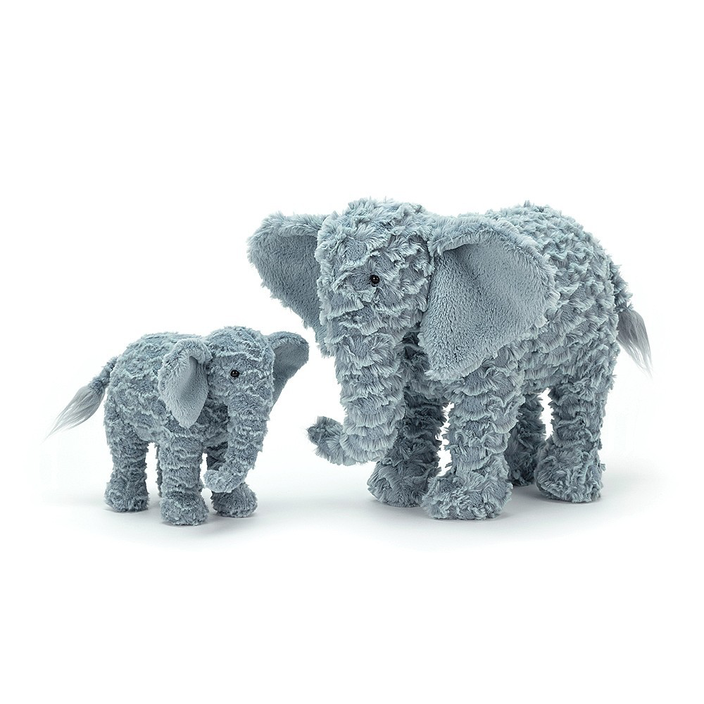 JellyCat Jelly Cat Eddy Elephant Little