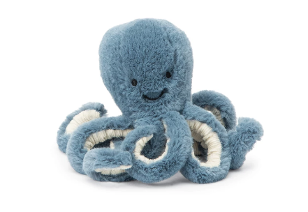 JellyCat Jelly Cat Storm Octopus Baby